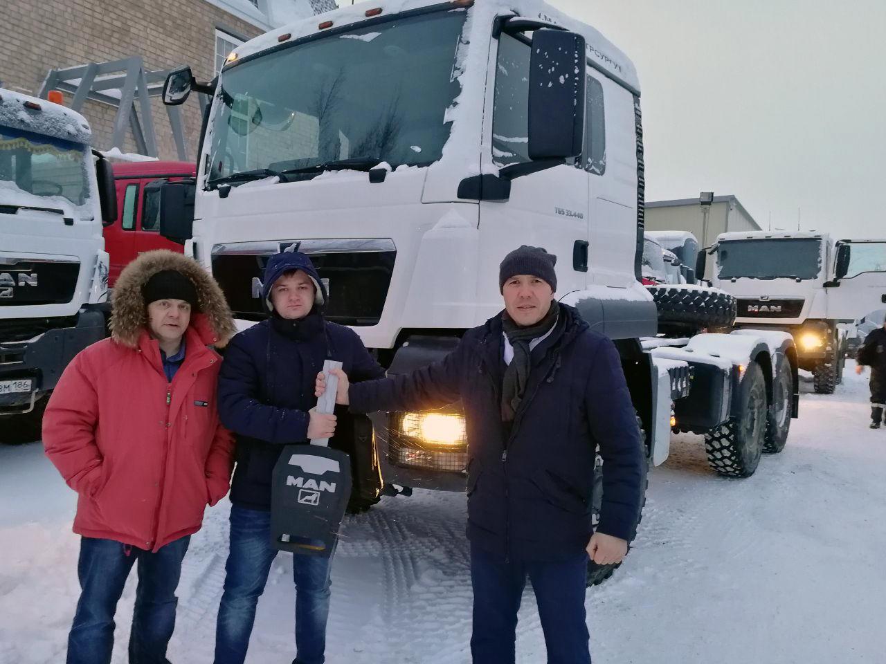 ООО«ПакерСервис» инвестирует в обновление автопарка