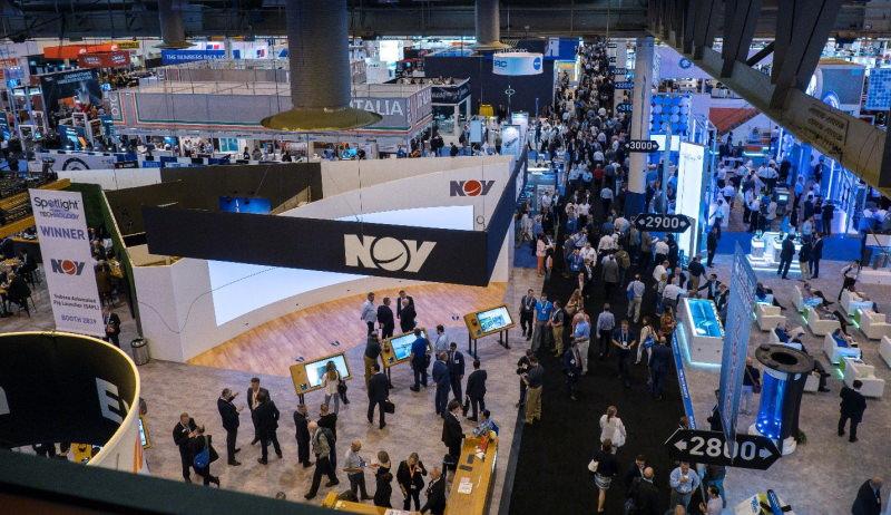 50-я международная нефтегазовая конференция оффшорных технологий OTC 2019, г.Хьюстон, США