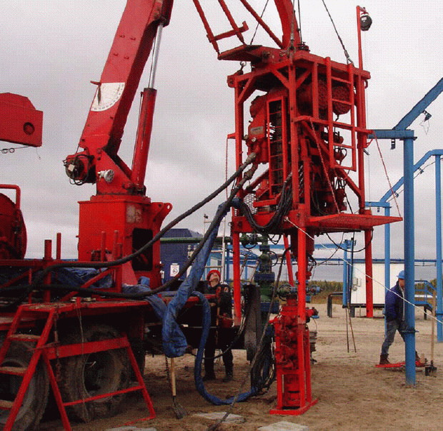 Coil Tubing Bop Service : Coiled tubing unit services